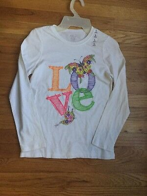 The Children's Place Girls Large Long Sleeve Top Size 10-12
