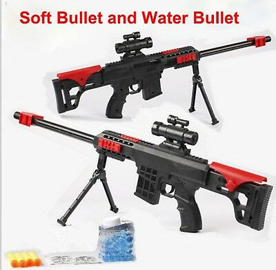 AK 47 Toy Gun Soft Bullet Paintball Water Bullet Pistol Gun Toy Orbeez Water Gun