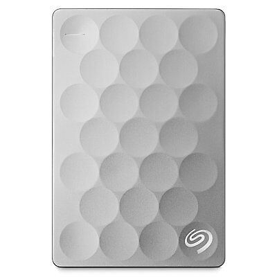 Seagate Backup Plus Ultra Slim externe tragbare Festplatte USB 3.0 PC, MAC & PS4