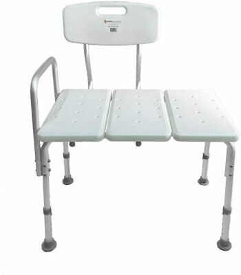 Sturdy Max Adjustable Bathtub Transfer Bench