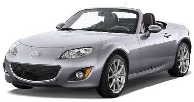 MANUALE OFFICINA MAZDA MIATA my 2008 - 2009 WORKSHOP MANUAL mail
