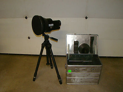 Barr and Stroud IR18 Thermal Imager X14 Afocal Telescope Lens