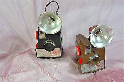 Imperial 620 film camera pair  the  DEBONAIR...