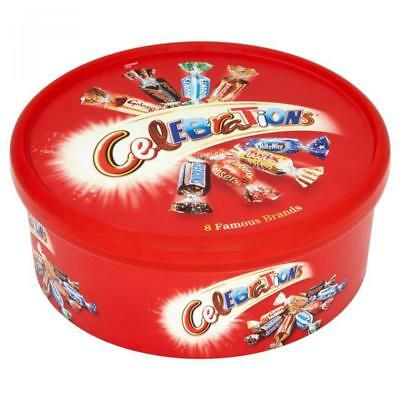 Celebrations 680gm Tub of Chocolate Sweets