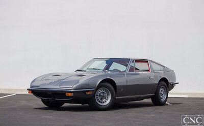 1971 Maserati Indy  1971 Maserati Indy 4.9 Fully Restored Classiche 1 of 39 Manuals built for the US