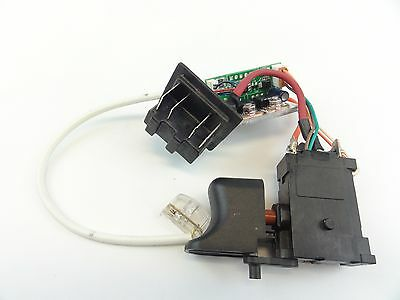 Milwaukee #23-66-1236 New Genuine OEM Switch Assembly for 2602-20 2602-22DC