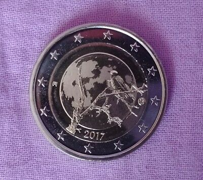 "2 € Finland 2017 ""Finnish Nature"" UNC Pre-Sale"