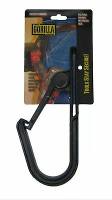 The Original Gorilla Hook Drill Holster For Scaffolders -
