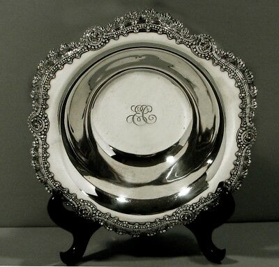 Tiffany Sterling Silver Bowl    c1905      Re-Issue c1890 Design    RARE