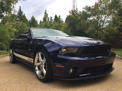 2011 Ford Mustang  low mile roush stage 2 free shipping warranty collector 5.0 muscle convertible