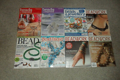 8 BEAD WORK And Similar Magazines From 2004-2011