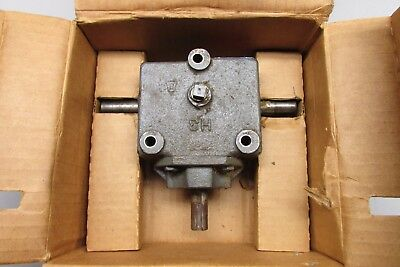 Browning Bevel Gear Box 3HSB1 LR10 Ratio 1:1