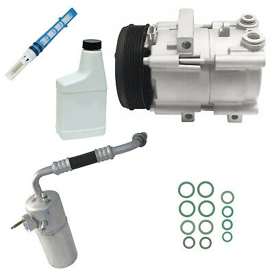 Reman Complete A/c Compressor Kit Eg167 With Drier And Orifice Tube