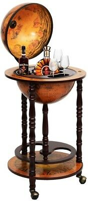 Globe Drinks Cabinet, Home Bar, Cocktail Bar, Decorative Bar, Table Bar