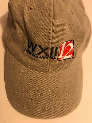 Wxii News Channel 12 Adjustable Cap