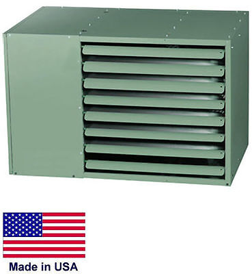 CONDENSING UNIT HEATER Commercial - Natural Gas - 93% Efficient - 125,500 BTU