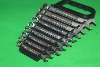 9pc Craftsman Complete Set 8mm-16mm Metric 12pt Combination Wrench 429xx Series