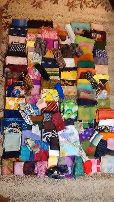 Womens Scarves Scarf lot Synthetics ,silks Variety Colors Sizes +SASHES 100+