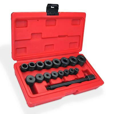 XXL 18tlg Suitcase Clutch Centering Tool Clutch Installing Tool Coupling Spine