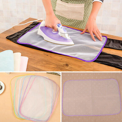 Handy Ironing Mat Household Board Cover Iron mesh protect protector clothes