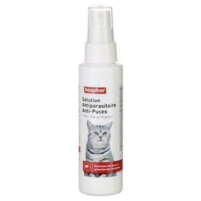 BEAPHAR Solution antiparasitaire - Pour chat