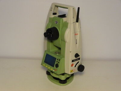 """Leica TS02 Plus 5"""" PinPoint R500 Reflectorless Total Station With Bluetooth"""