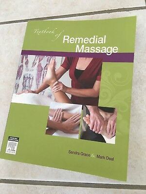 Textbook of Remedial Massage By Sandra Grace Paperback