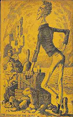 The Hunting of the Snark, Acceptable Condition Book, CARROLL, LEWIS (GARDNER, MA