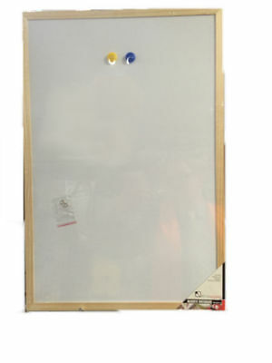 24 white board magnetic 40x60cm with marker pen and magnets bulk wholesale lot