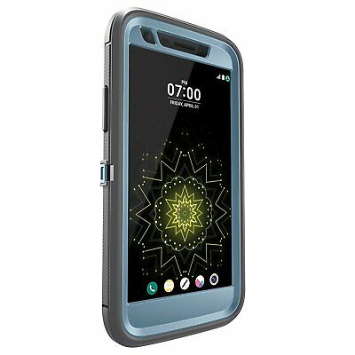 OtterBox Defender Case for LG G5 Holster Screen BRAND NEW 100% Genuine Gray NIB