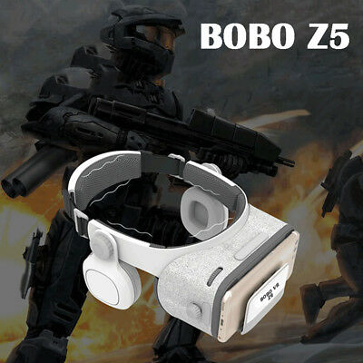 Genuine BOBO Z5 VR Box 120Â Virtual Reality Headset 3D Private Movie Game Theatr