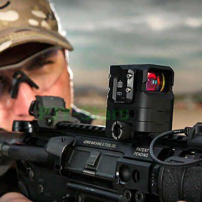 4Colors DI Tactical FC1 Red Dot Scope Reflex Holographic Sight for 20mm Rail