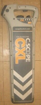 C Scope CXL Cat detector-Cable Avoidance Tool.