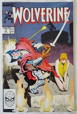 Wolverine vol 2 #3_VFN/NM condition