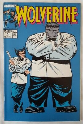 Wolverine vol 2 #8_VFN/NM condition