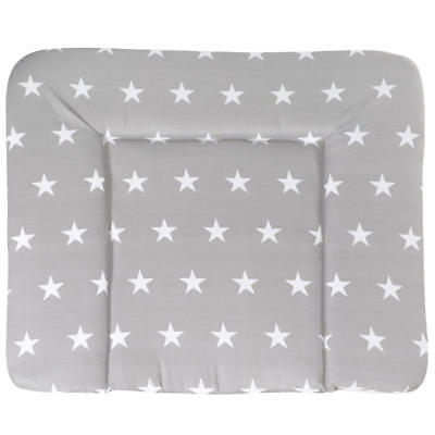 Roba Wickelauflage Soft Little Stars (Grau)