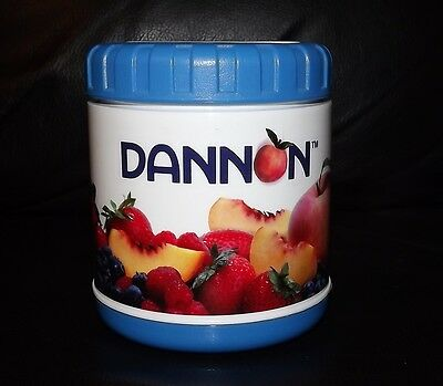 DANNON Food Jar w/spoon
