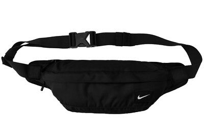Nike Waist Bag (BA4272-067) Running Belt Waistpack Pocket Black Pack