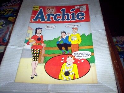 Archie # 145 Archie Series 1964 Look Vf-