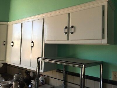 """1937 EXTREMELY RARE """"Westinghouse"""" Complete Kitchen"""