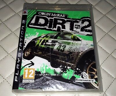 Dirt 2 Ps3 Brand New And Sealed