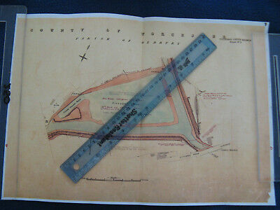 CAUSEWAY GREEN BRANCH SHEET No.2 TITFORD POOL OLDBURY BLACK COUNTRY PLAN MAP 3
