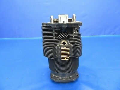 Repaired Lycoming O-360 / O-540 Chrome Barrel Cylinder W/ Piston & Pin (0817-90)