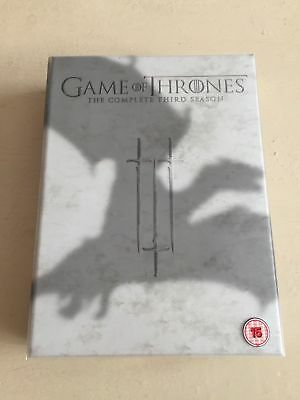 Game of Thrones - Complete Third Season Series 3 DVD BOX SET