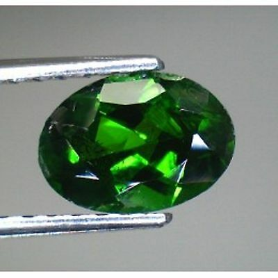 1.78 Cts Amazing Very Rare Russian Green Natural Chrome Diopside Gemstones