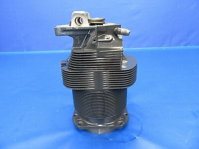 Repaired Lycoming O-360 / O-540 Chrome Barrel Cylinder W/ Piston & Pin (0817-89)