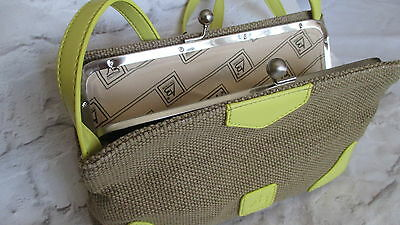 Wholesale job lot 4 Handbags Shoulder strap-purse-clasp lined-fully packaged ❤