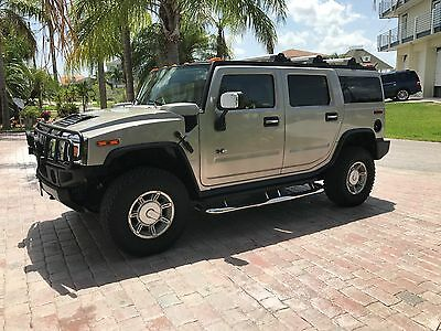2004 Hummer H2 luxury 2004 HUmmer H-2  refurbished
