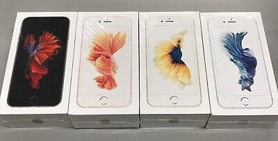 Apple iPhone 6S, 6S Plus FACTORY UNLOCKED All Colors and Capacity Sizes