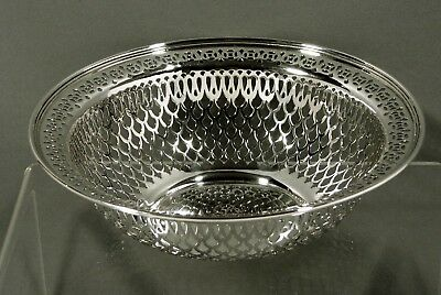 Tiffany Sterling Silver Bowl                        Made c1907
